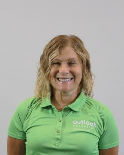 Image of Community Outreach Specialist, Megan Mackie